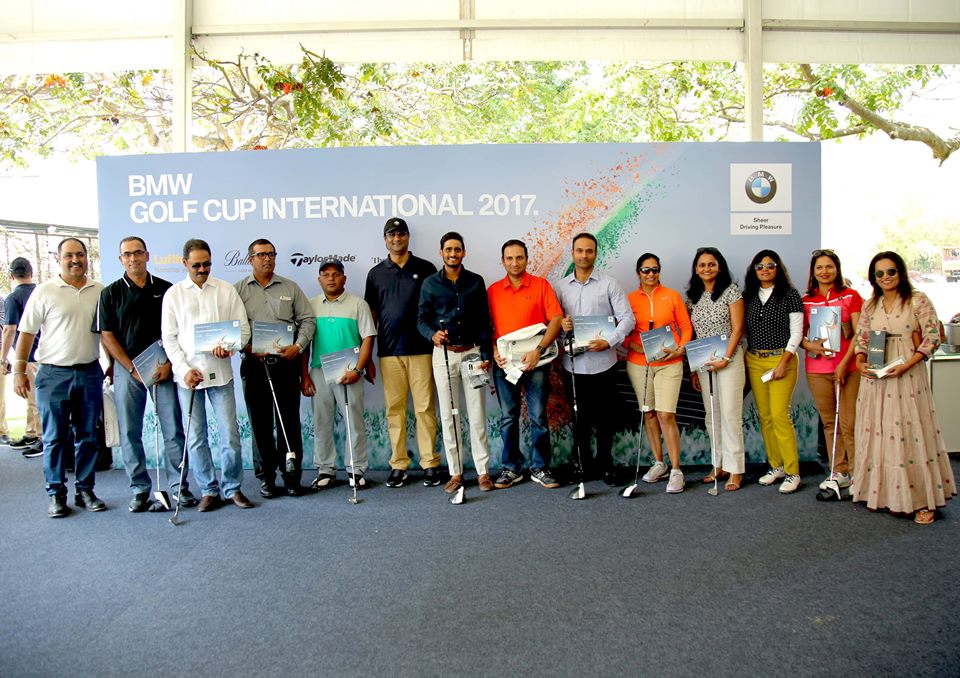 BMW Golf International Cup 2017 – Bangalore
