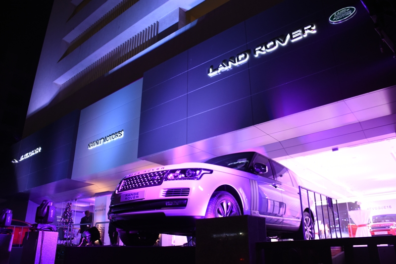 Evoque Launch at JLR showroom – 19th December 2015