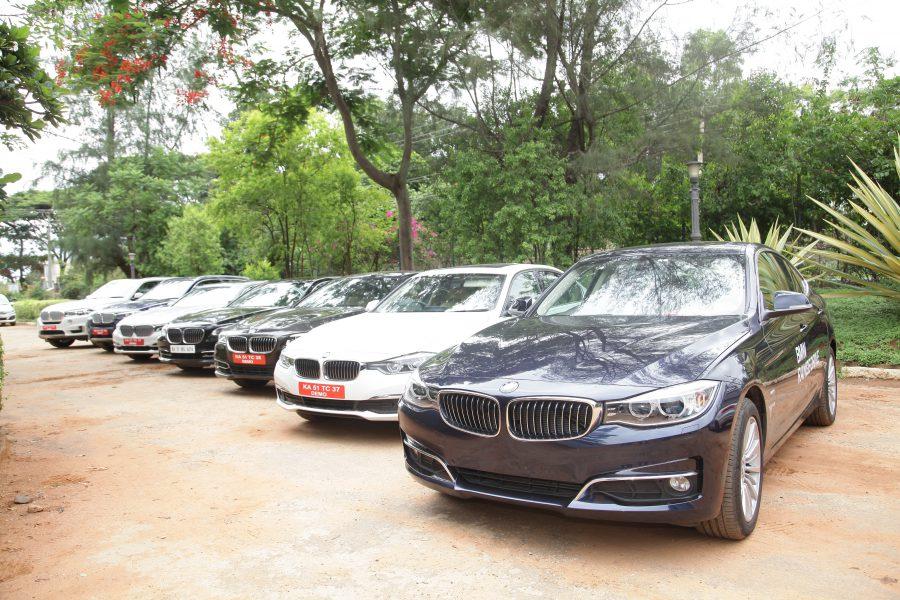 BMW Range Drive Experience 2016 – Bangalore