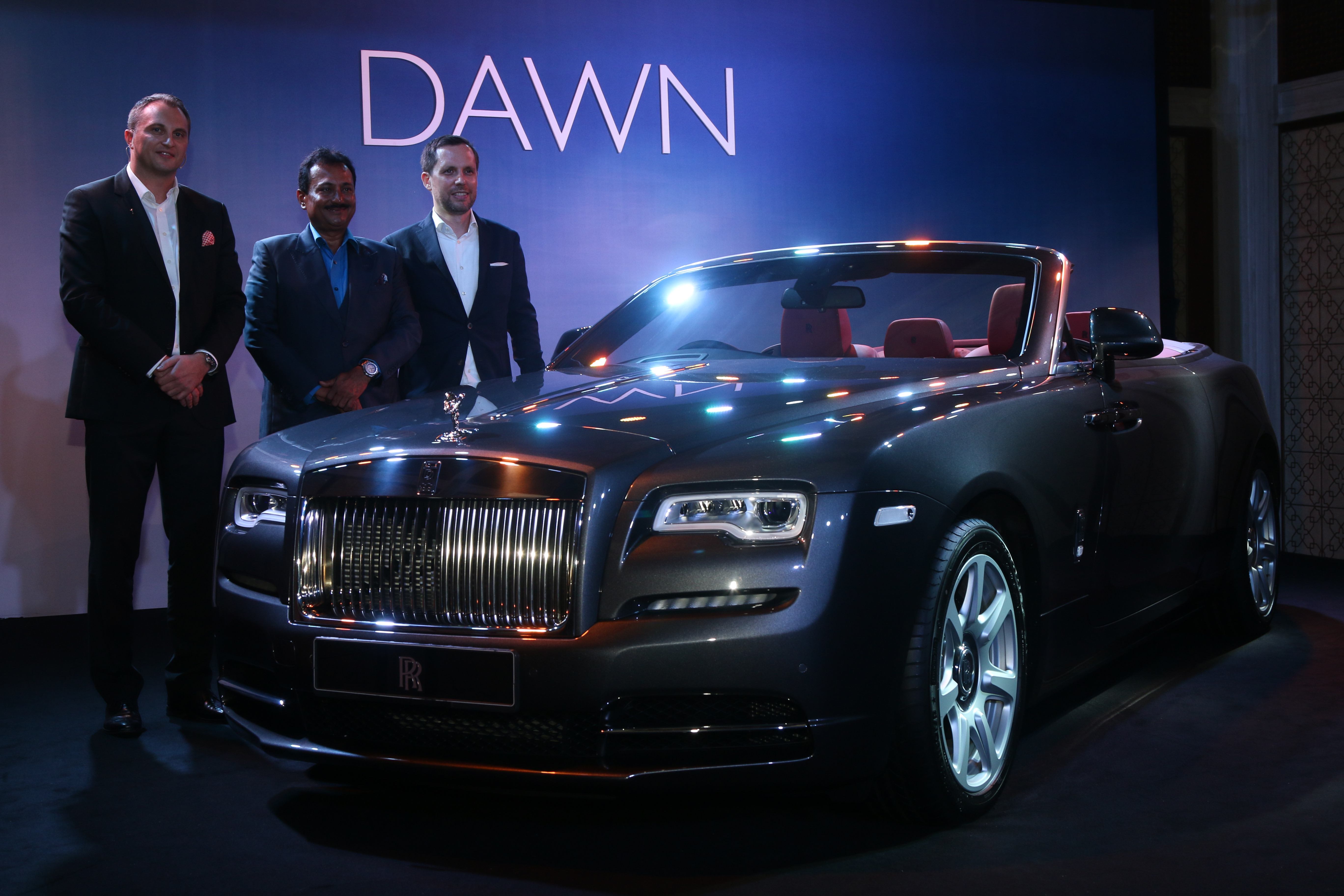 Rolls-Royce Dawn Launch – 24th June 2016