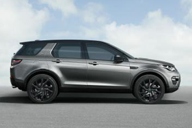 New Discovery Sports