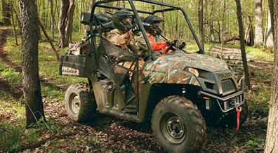 Ranger 6X6 800