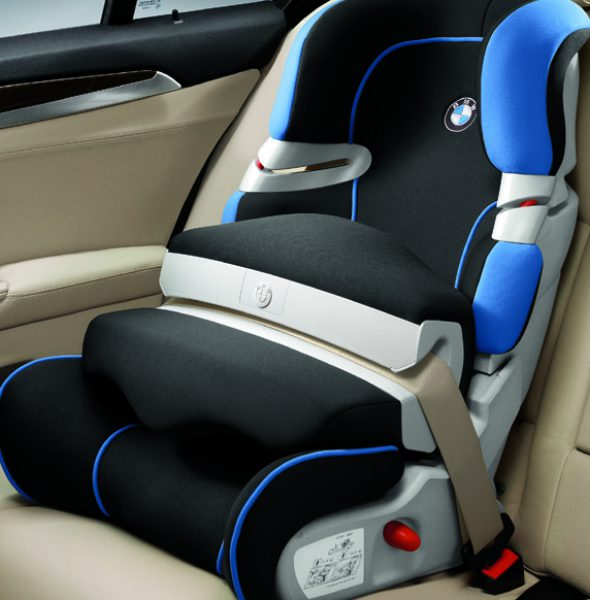 Navnit Group | BMW Junior seat I-II with Is